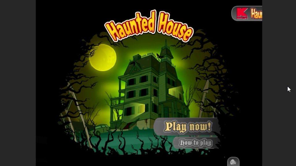 เกมบ้านผีสิง
