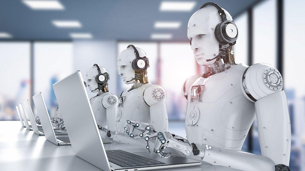 เทคโนโลยีหุ่นยนต์