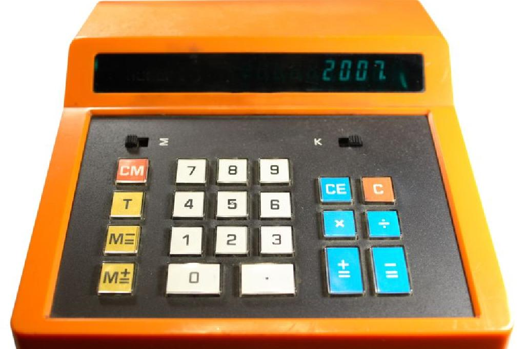 เทคโนโลยี เครื่องคิดเลข