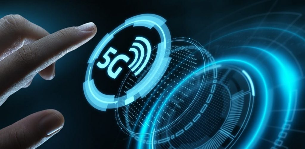 ระบบเครือข่ายไร้สาย 5G