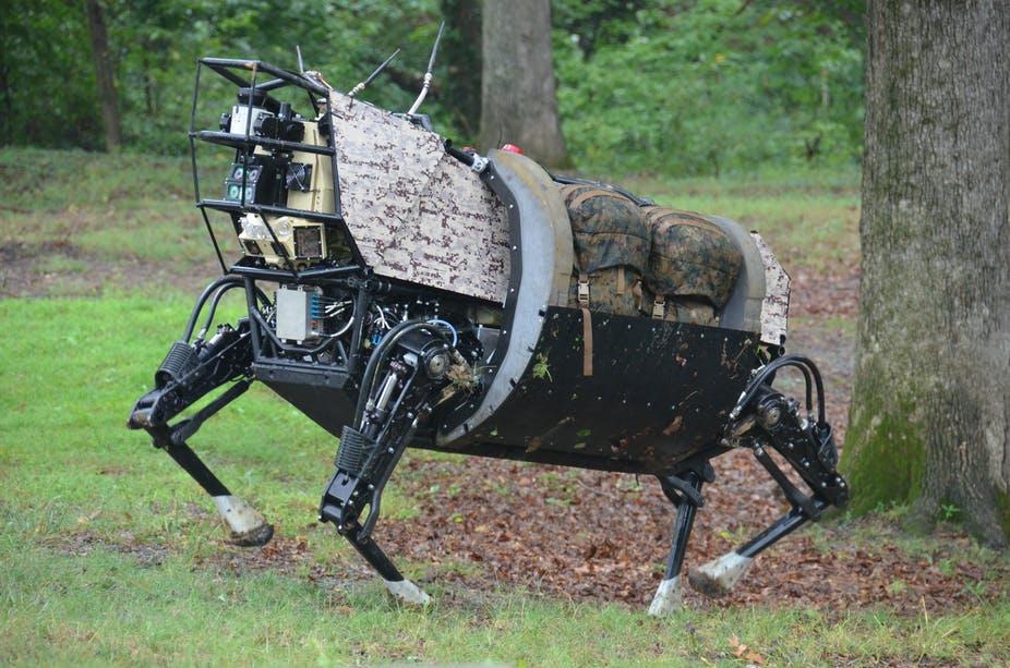 หุ่นยนต์เพื่อการเกษตร