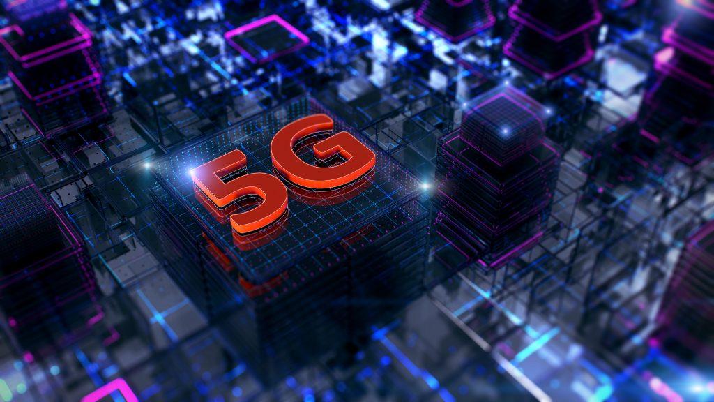 เครือข่ายไร้สาย 5G