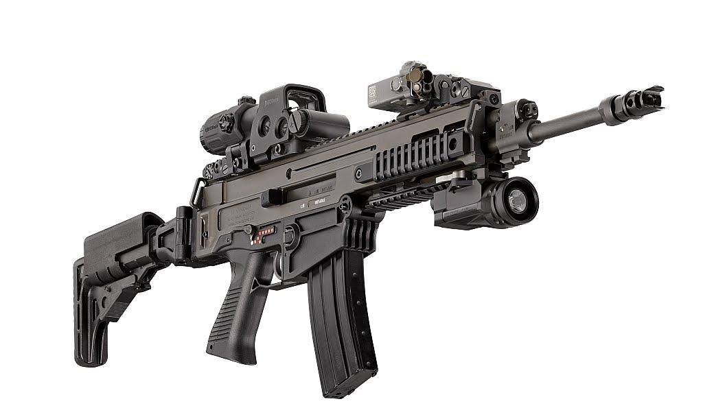 ปืนเล็กยาวอัตโนมัติ