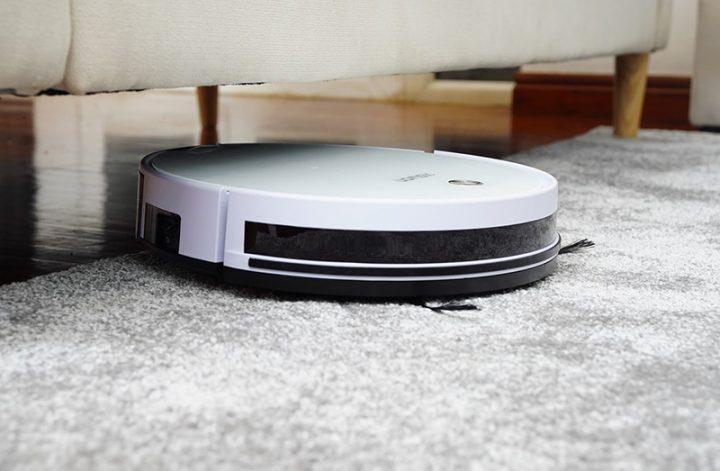 เทคโนโลยีหุ่นยนต์ดูดฝุ่น