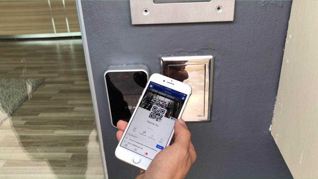 Smart Access QR Code