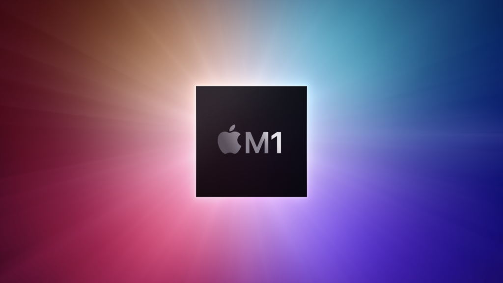 ชิปประมวลผล M1 จาก Apple