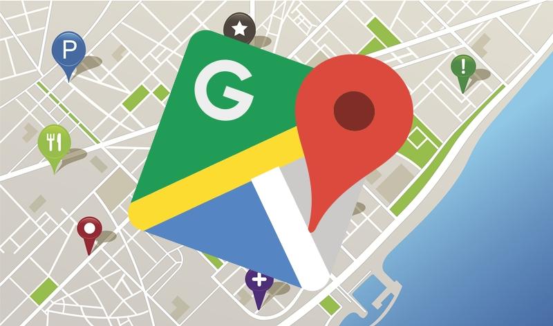 ฟีเจอร์ใหม่ของ Google Maps