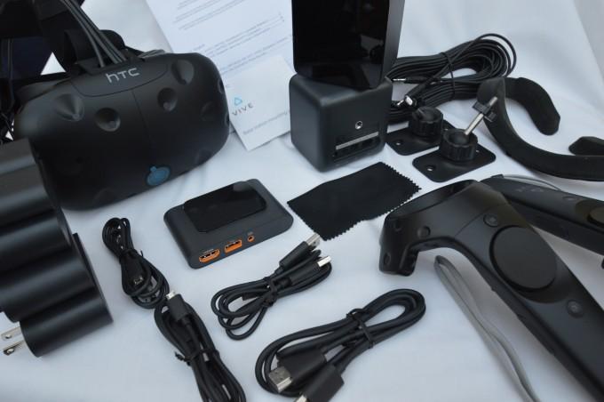 HTC VIVE ใช้โซลูชั่น VPN เข้ามาเป็นส่วนสำคัญ