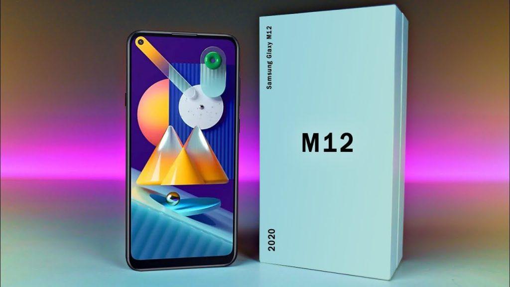 โทรศัพท์ Samsung Galaxy M12