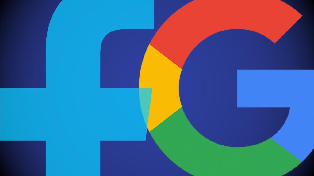 Google กับ Facebook