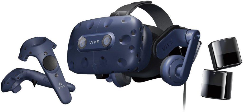HTC VIVE การส่งมอบประสบการณ์ VR