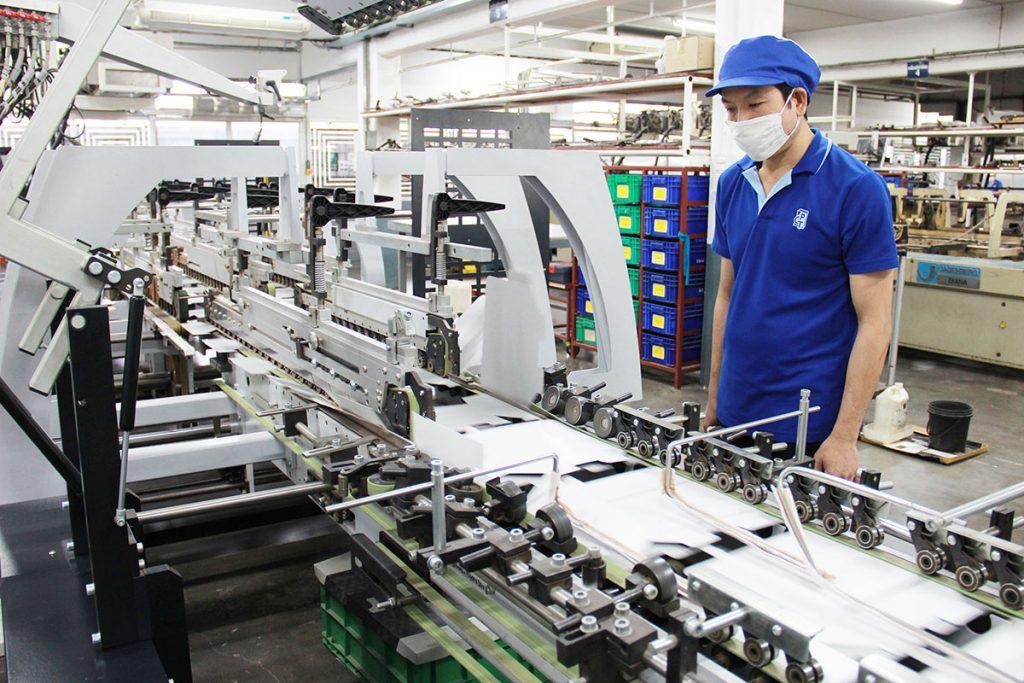 เทคโนโลยีการพิมพ์ในอุตสาหกรรม