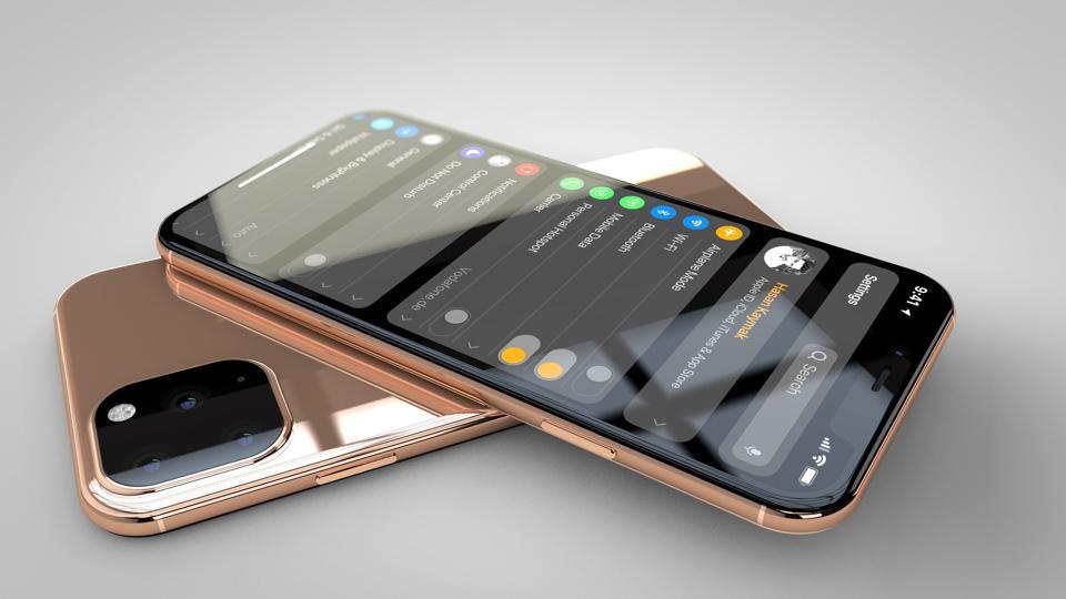 ไอโฟน 13 ที่จะมีขอบจอเล็กลง