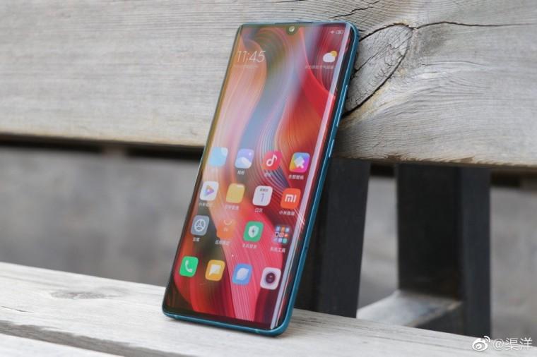 Xiaomi รุ่น Mi CC9 Pro