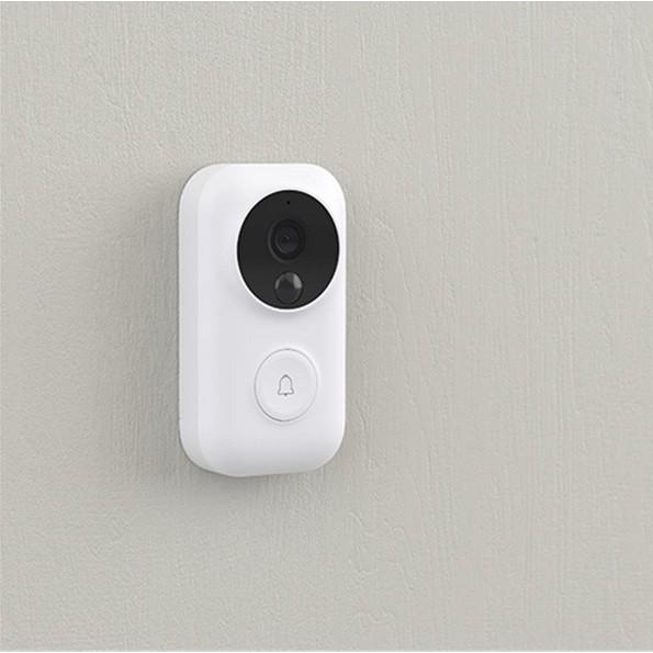 เทคโนโลยี Smart Doorbell Xiaomi Zero AI Face Identification 720P