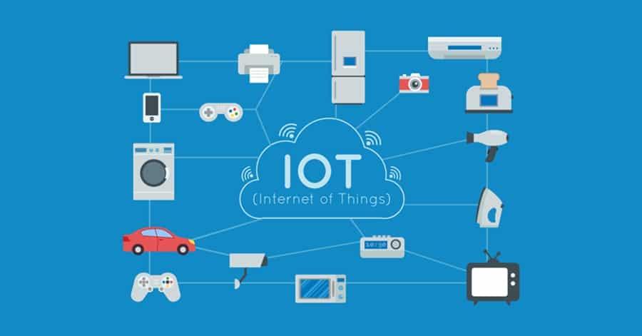 เทคโนโลยี IoT Solution การประยุกต์ใช้งาน