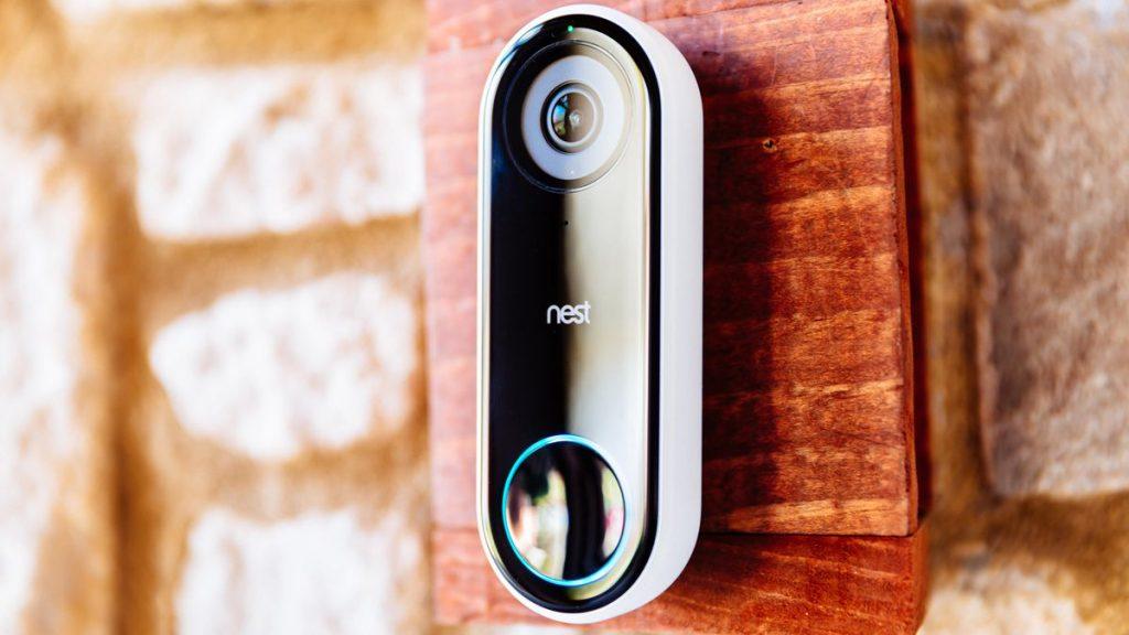 เทคโนโลยี Smart Doorbell Google Nest Hello Video Doorbell