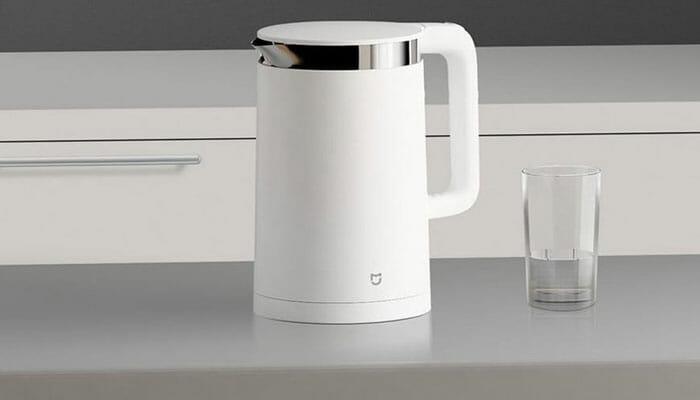 เทคโนโลยี Smart Home- เทคโนโลยีกาต้มน้ำอัจฉริยะ