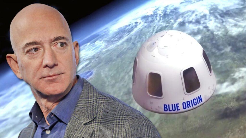 Blue Origin เริ่มทำการบินไปยังอวกาศ
