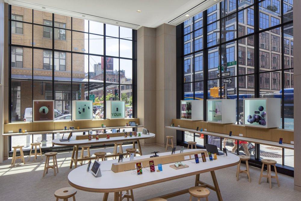Google ได้เปิดตัวร้านค้าของตัวเองอย่าง Google Store
