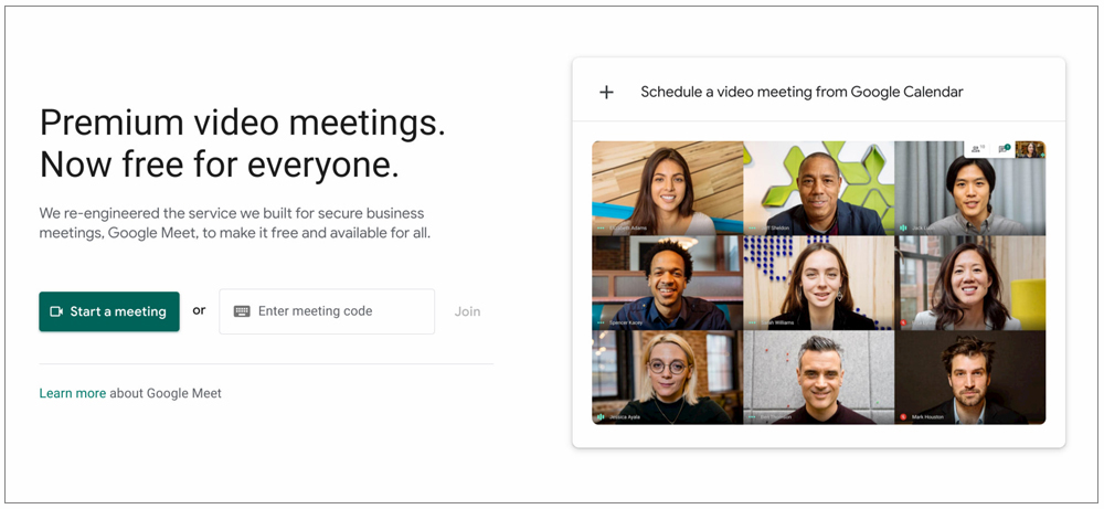 Google Meet กับการเปิดตัวฟีเจอร์ยกมือ