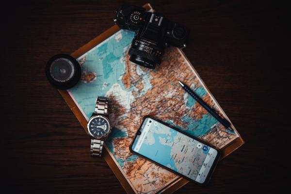 Google Map สามารถช่วยวางแผนการเดินทางได้ดี