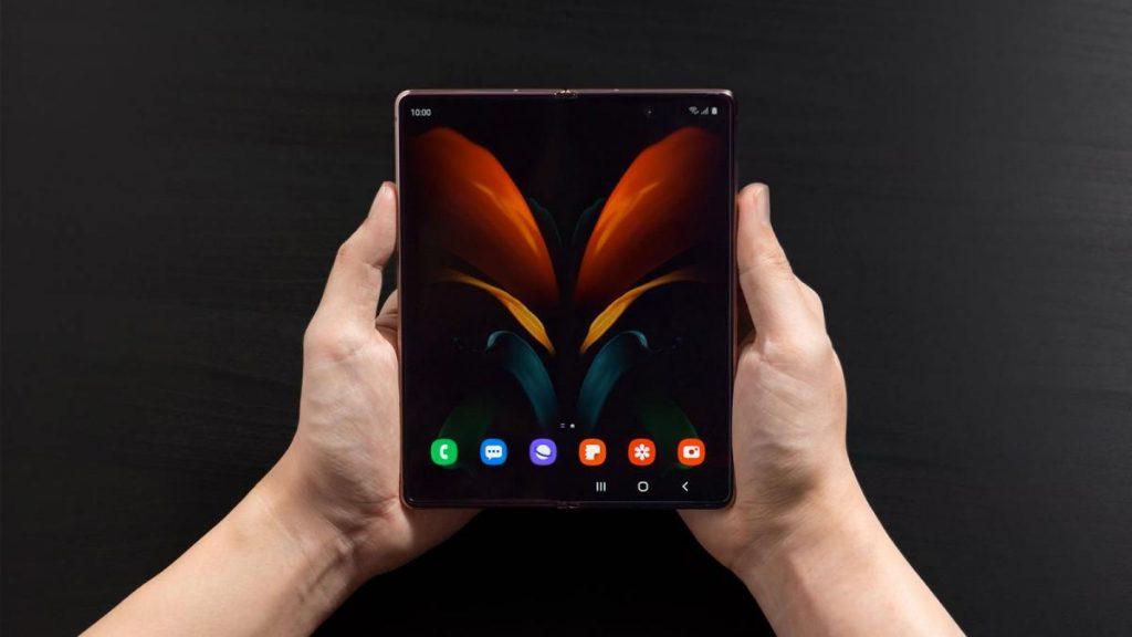 Samsung ตัดสินใจถอนผลิตภัณฑ์รุ่นGalaxy Z Fold 2