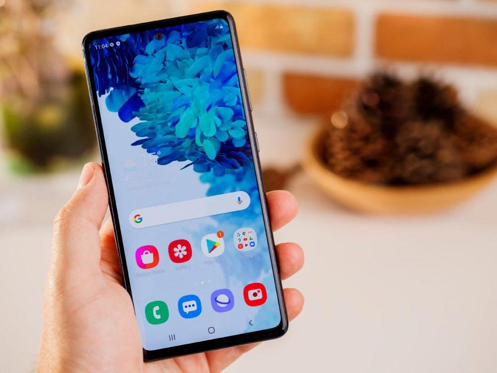 Samsung Galaxy S21 FE ที่เตรียมใช้ชิพ Exynos