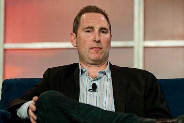 ผู้ที่จะมารับตำแหน่ง CEO แทน Jeff Bezos ก็คือ Andy Jassy