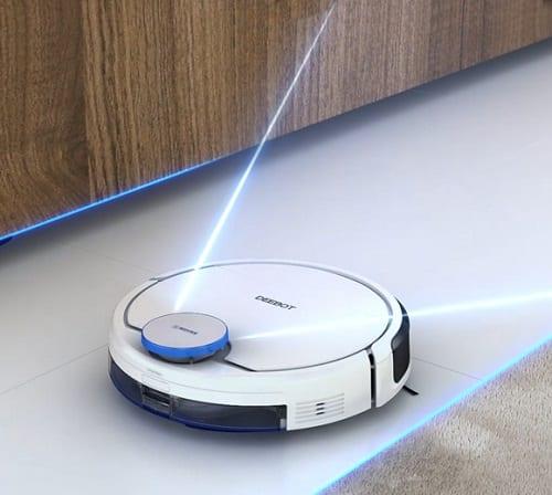 เทคโนโลยี iRobot Roomba เครื่องดูดฝุ่นอัจฉริยะ