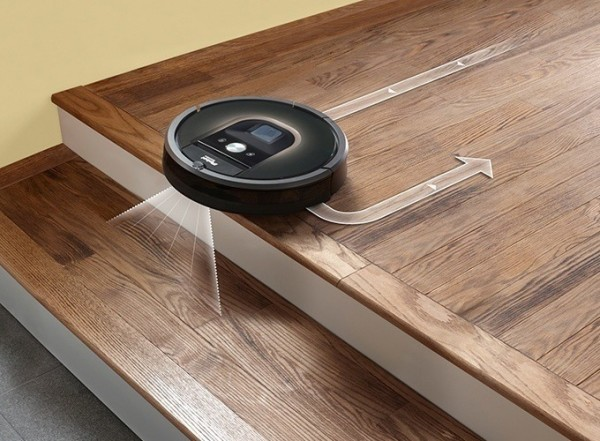 เทคโนโลยี iRobot Roomba