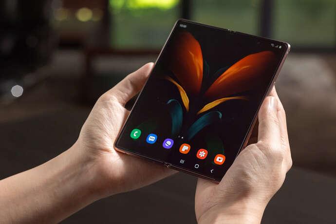 Samsung ที่ยุติการขายสมาร์ทโฟนรุ่น Galaxy Z Fold 2