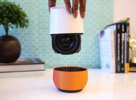 GOOGLE HOMEมีกล้อง