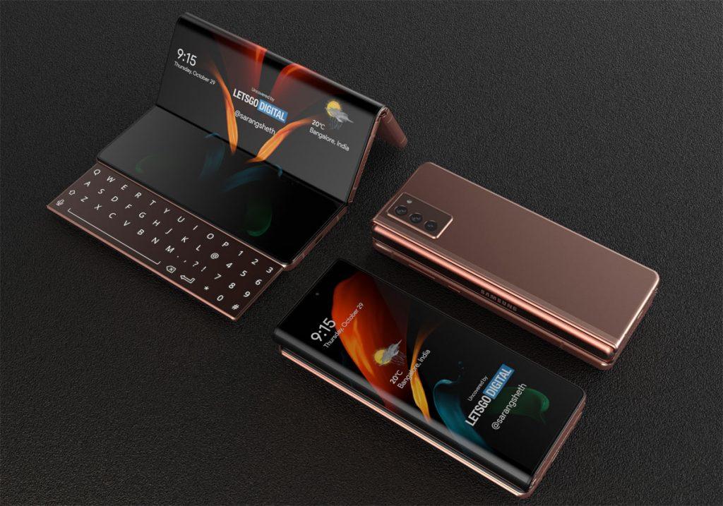 Galaxy Z Fold 3-ตัวอย่างที่2