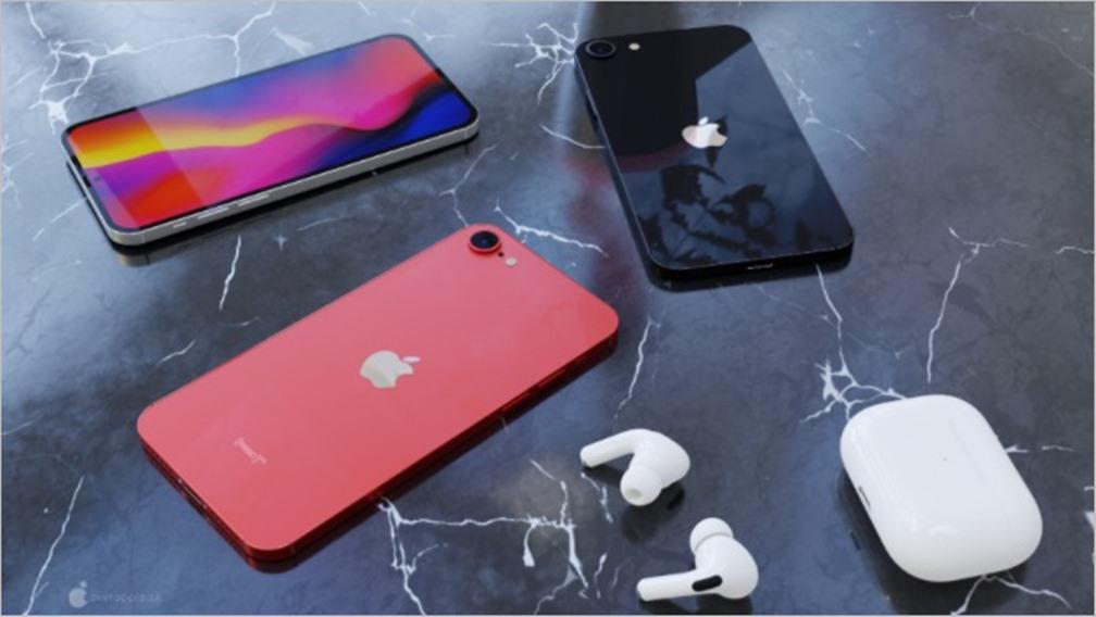 iPhone SE 3-สามสี