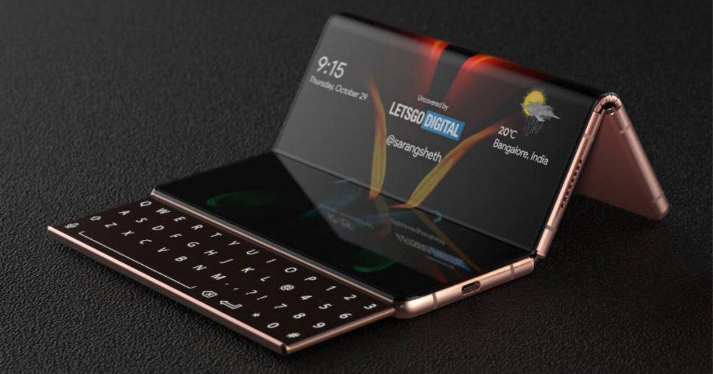 Galaxy Z Fold 3-พับได้