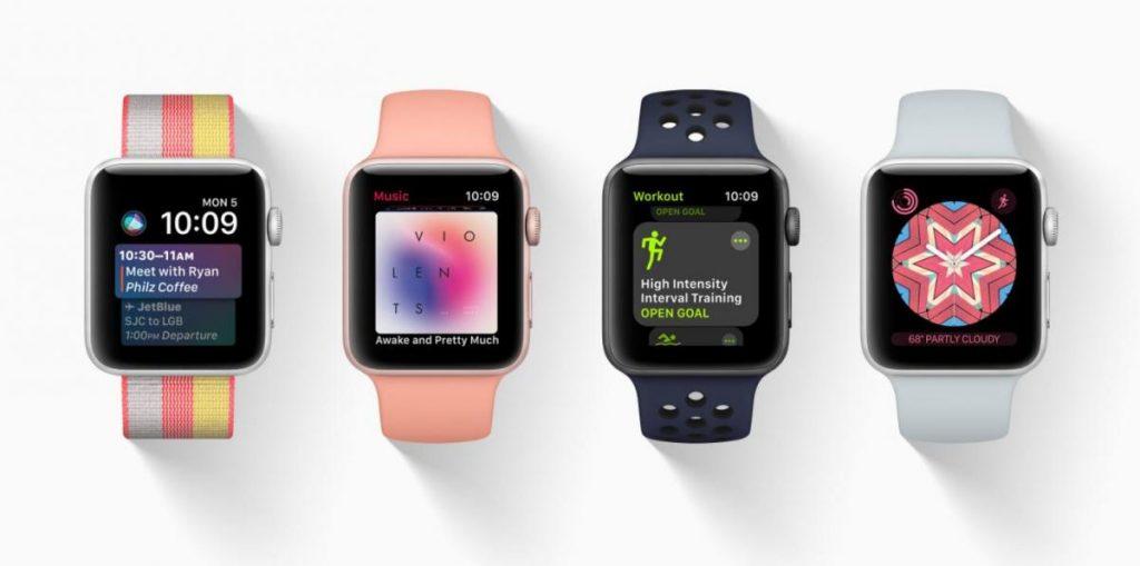 Apple Watch-สี