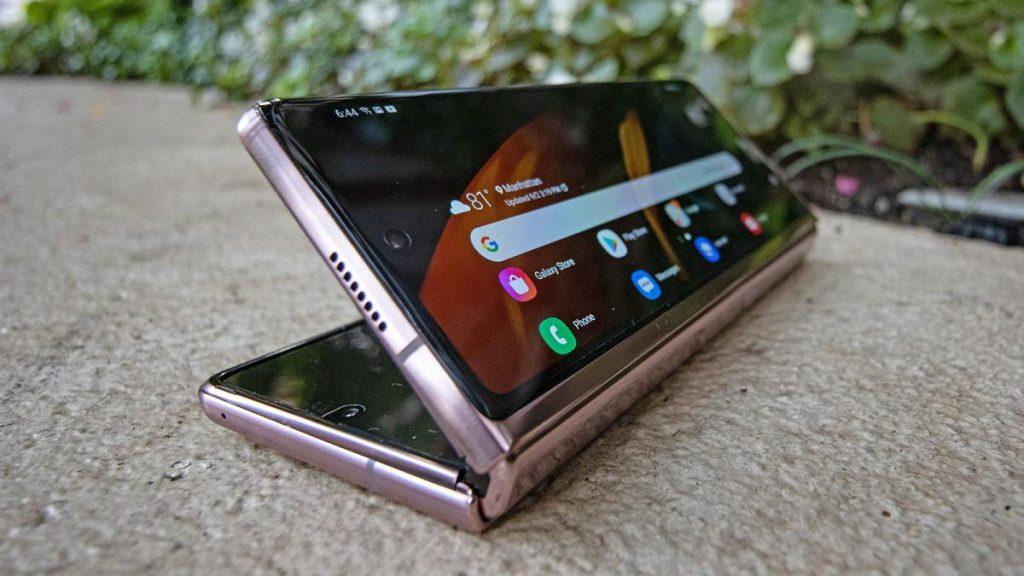 Galaxy Z Fold 3-ตัวอย่าง