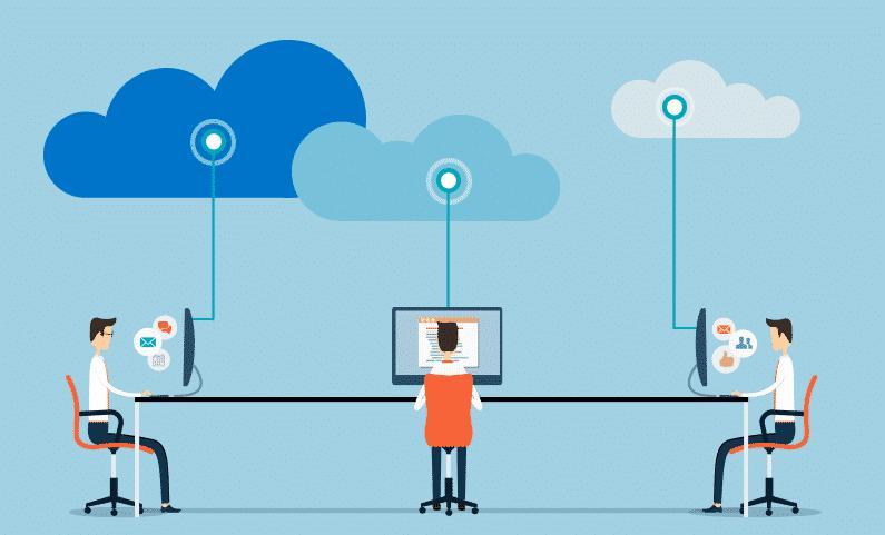 Cloud Computing-ทำงานอย่างไร