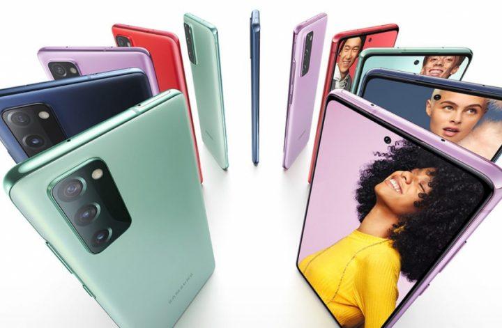 Galaxy S21 FE-หลากสี