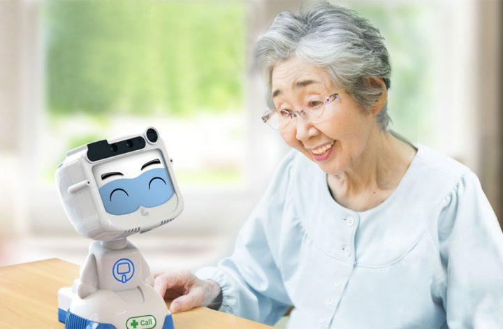 เทคโนโลยีหุ่นยนต์ เพื่อผู้สูงอายุ