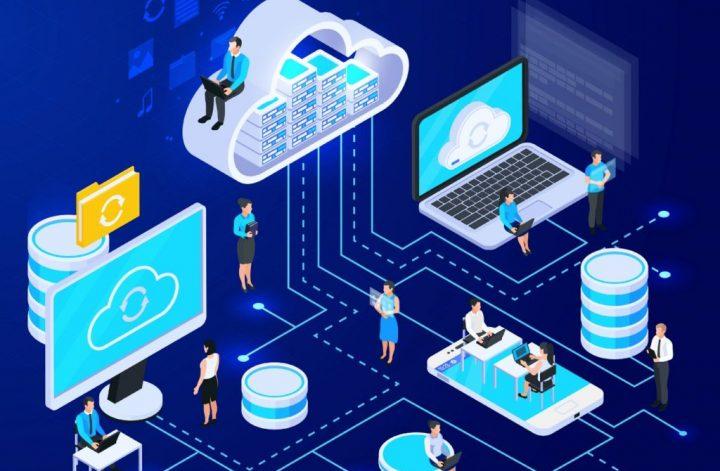Cloud Computing-ทำงานรวมกัน